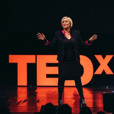 Kay Xander Mellish foredrag
